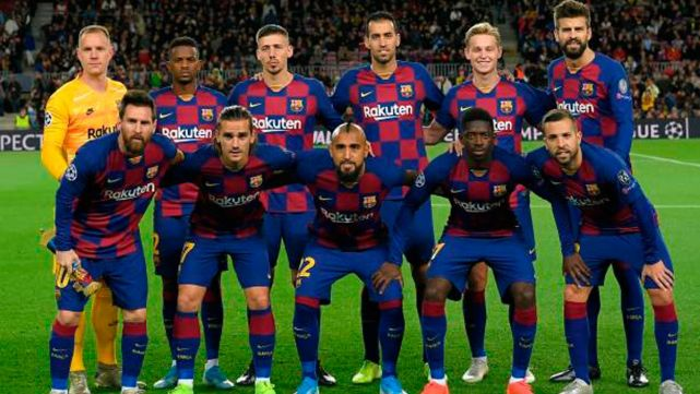 Barcelona players refuse to take a pay cut amid coronavirus pandemic