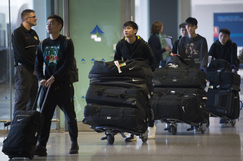 Chinese football team Wuhan Zall stuck in Spain due to COVID- 19