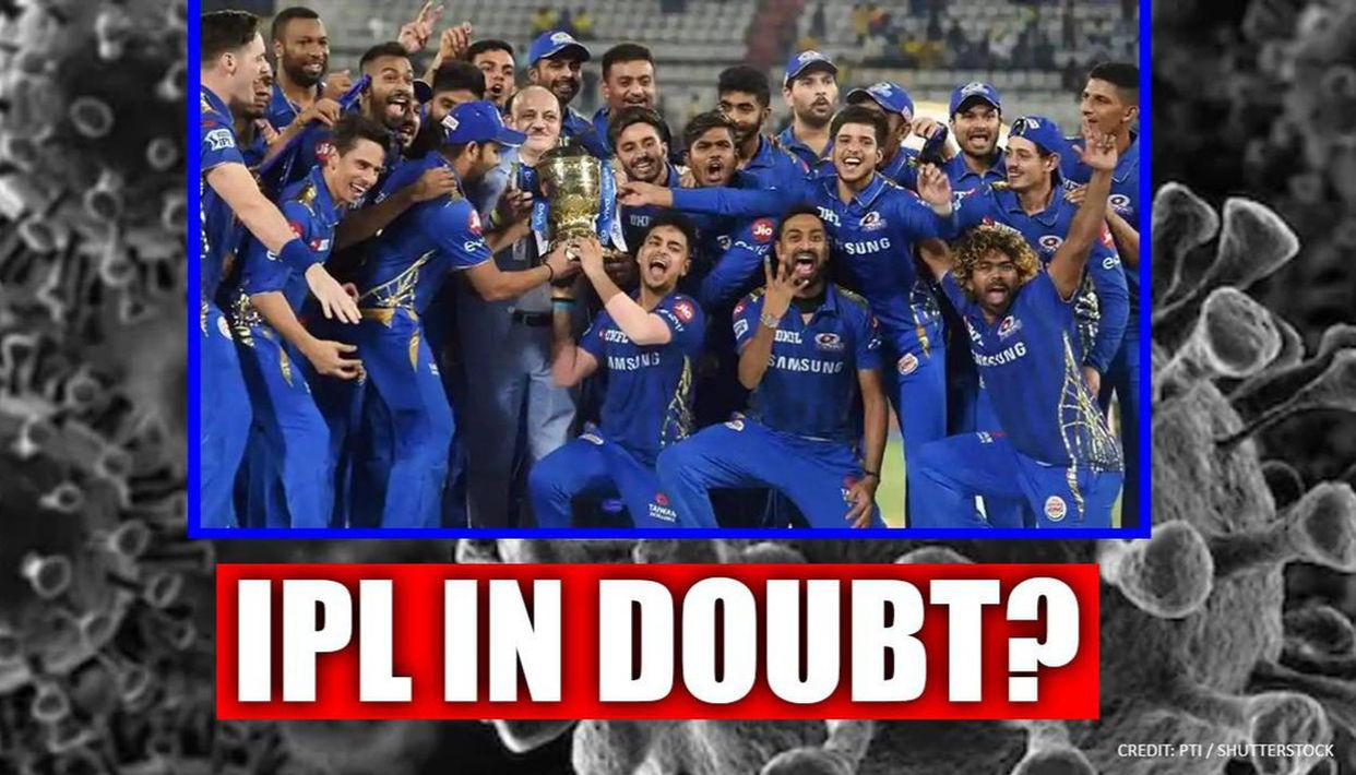 Further cloud over IPL 2020 as India goes into a lockdown