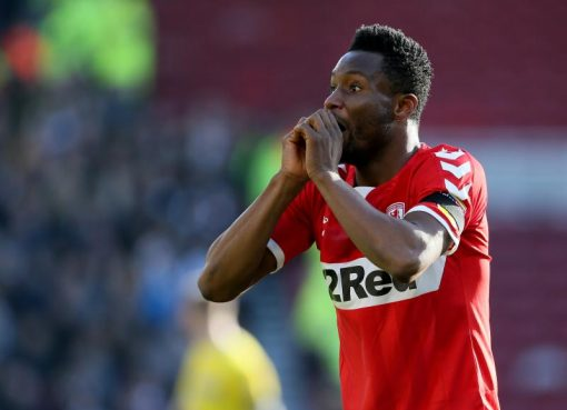 John Obi Mikel Terminate his Contract with his Club in the fear of Coronavirus