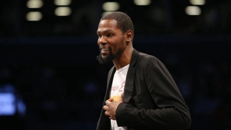 Kevin Durant among 4 Brooklyn Nets players to test positive for coronavirus