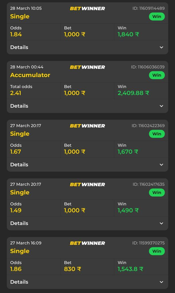 Know When to Bet - Part 1
