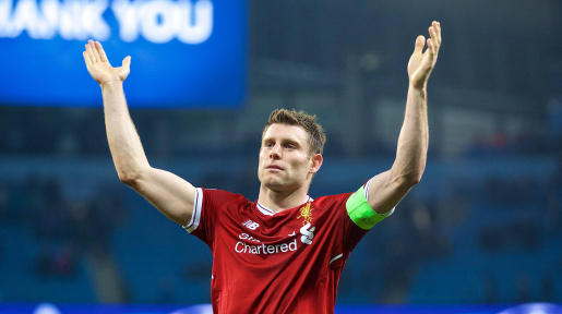 Liverpool star James Milner post during self-isolation turn out to be joyful materials for fans