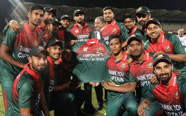 Mashrafe Mortaza Steps Down as the Bangladesh Captain with a Bang