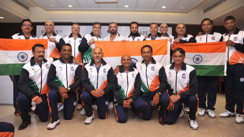 Over-50s Cricket World Cup 2020 Squad