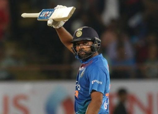 Rohit Sharma takes a dig at ICC