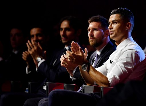 Ronaldo and Messi donate USD 1.08 m to hospitals fighting coronavirus