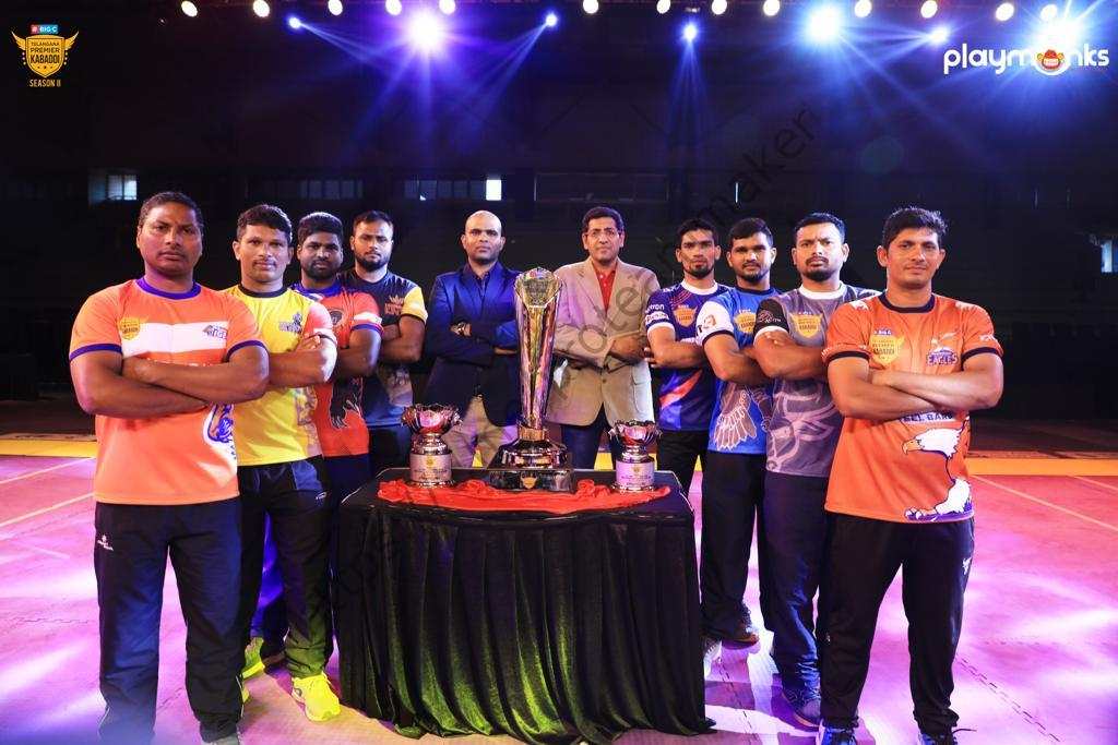 Telangana Premier Kabaddi 2020 Season 3 is now available in Dream11-1