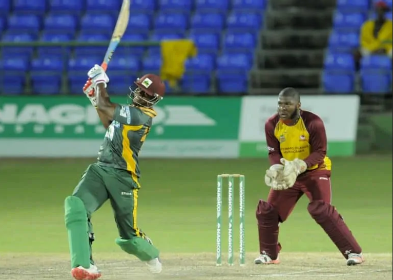 Kyle Mayers West Indies Cricketer