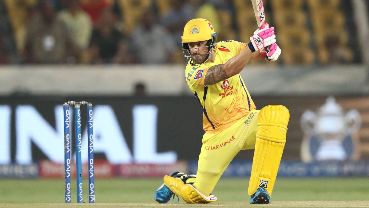 Huge Blow for the Chennai Super Kings in their Return Match